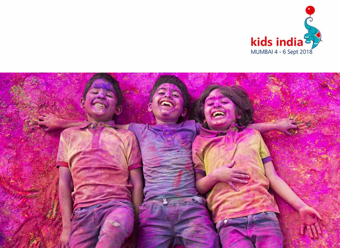 Kids India Expo 2018