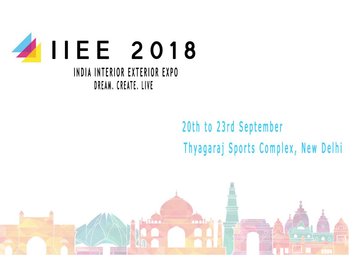 India Interior Exterior Expo-IIEE 2018