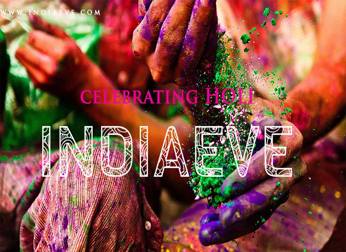 SEE A LOT MORE COLOURS THIS HOLI
