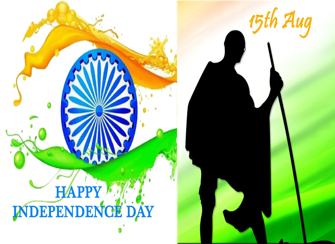 Celebrate the Freedom of India