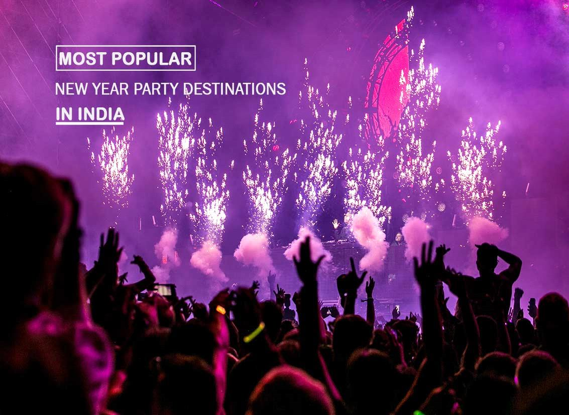 Best Destinations in India to Celebrate New Year 2020