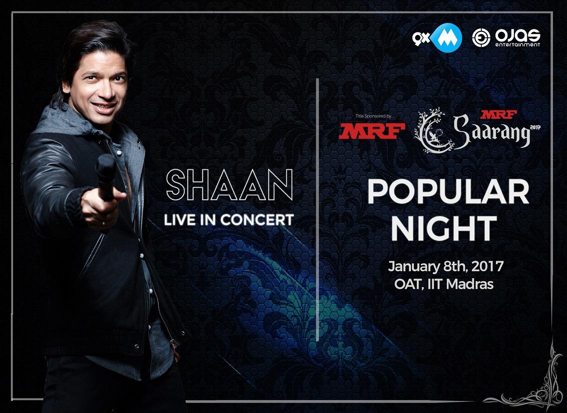 Popular Night-Saarang 2017