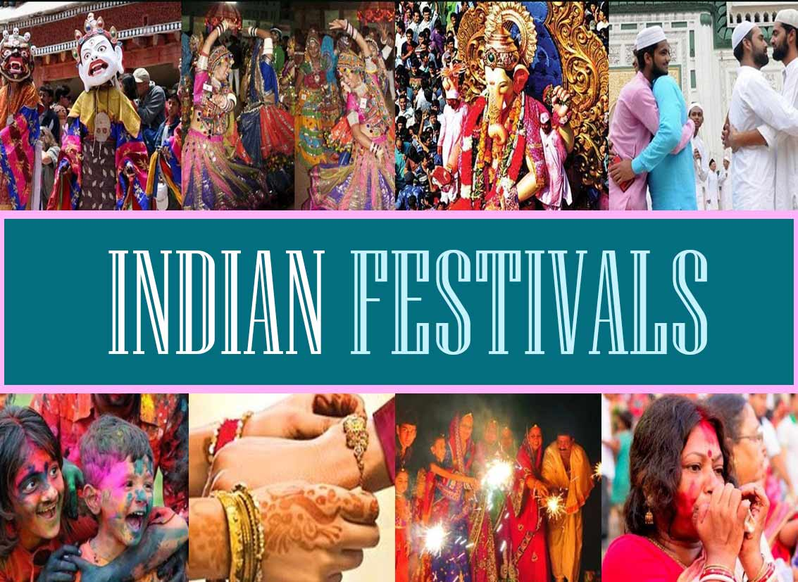 India – Land of Festivals