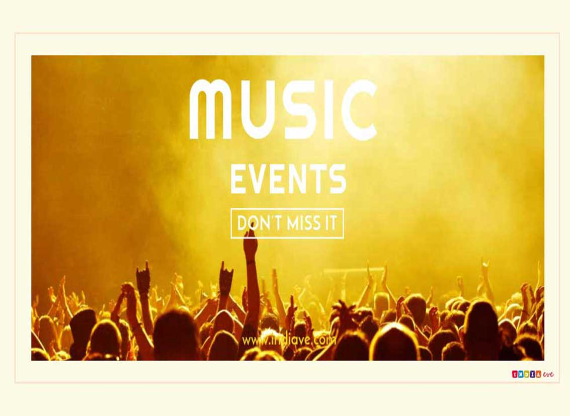 Musical Events in India