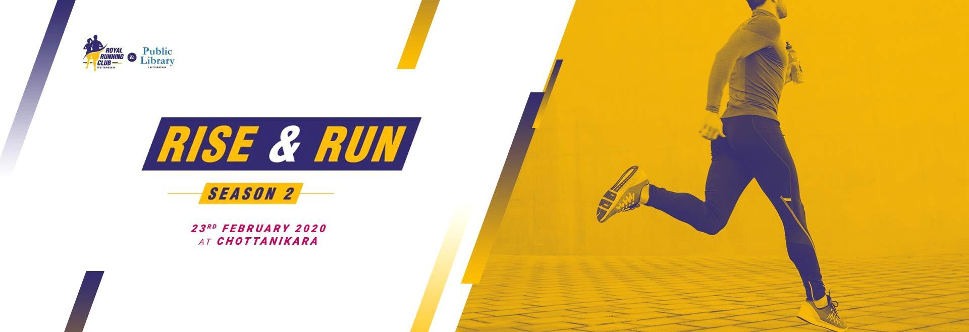 Rise & Run season 2
