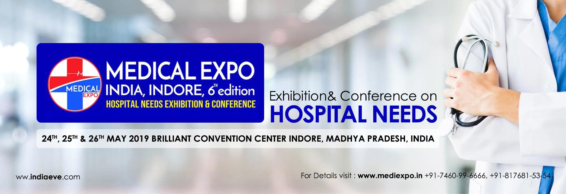 6th Medical Expo India