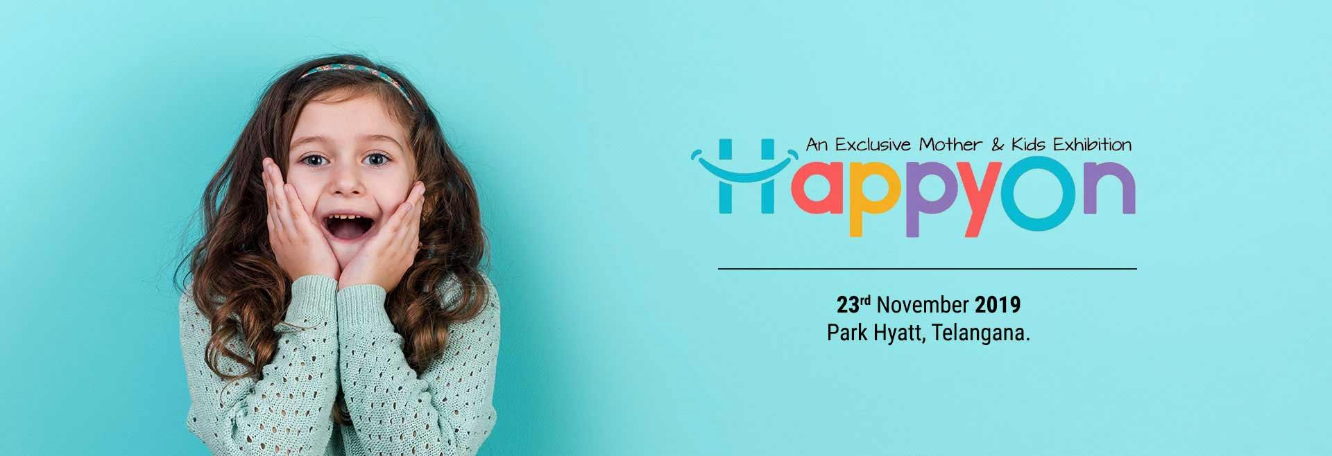 HappyOn - An Exclusive Mom & Kids Event