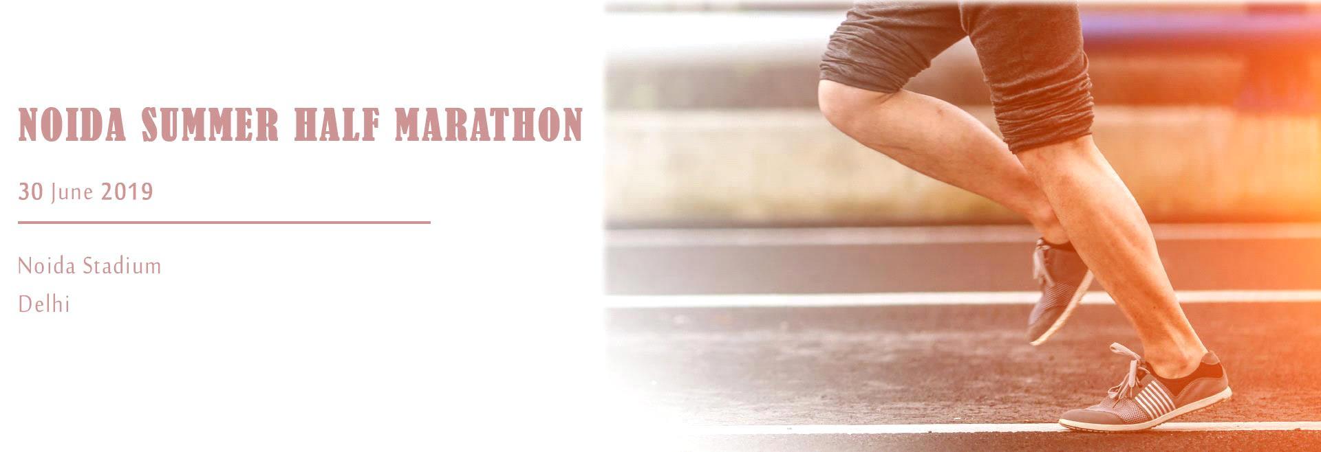Noida Summer Half Marathon