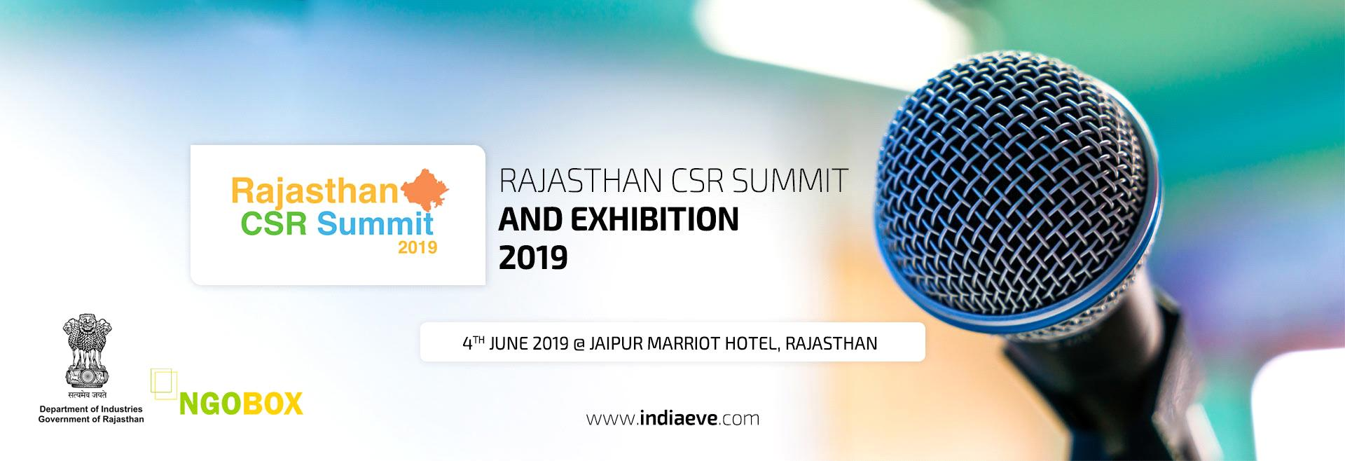 Rajasthan CSR Summit and Exhibition
