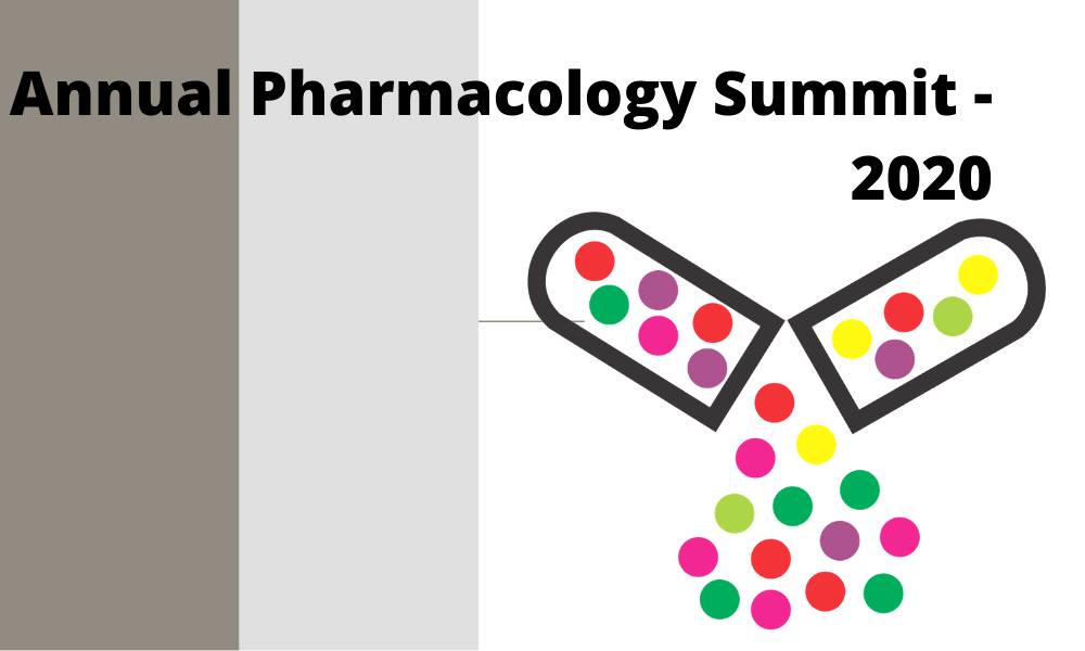 Annual Pharmacology Summit - 2020