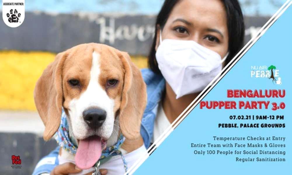 Bengaluru Pupper Party 3.0