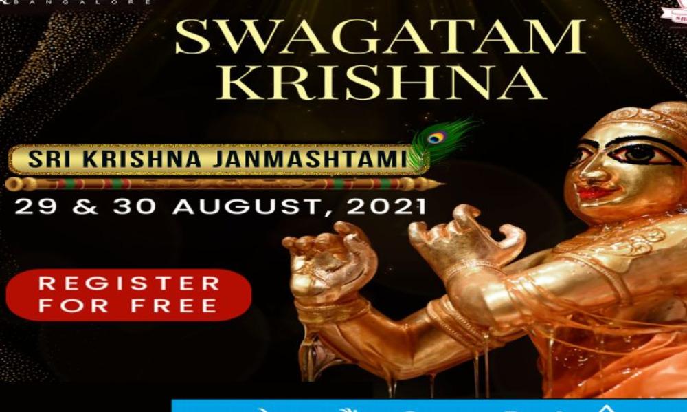Swagatam Krishna 2021