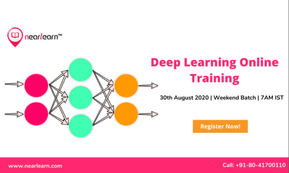 Deep Learning Online Training in India