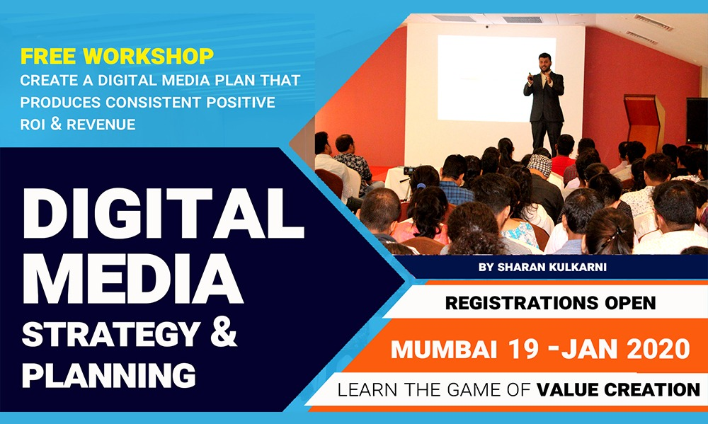 DIGITAL MEDIA STRATEGY & PLANNING