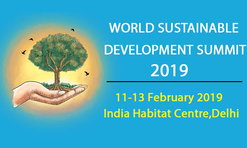 World Sustainable Development Summit 2019