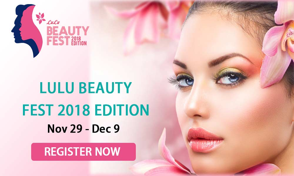 Lulu Beauty Fest 2018 Edition