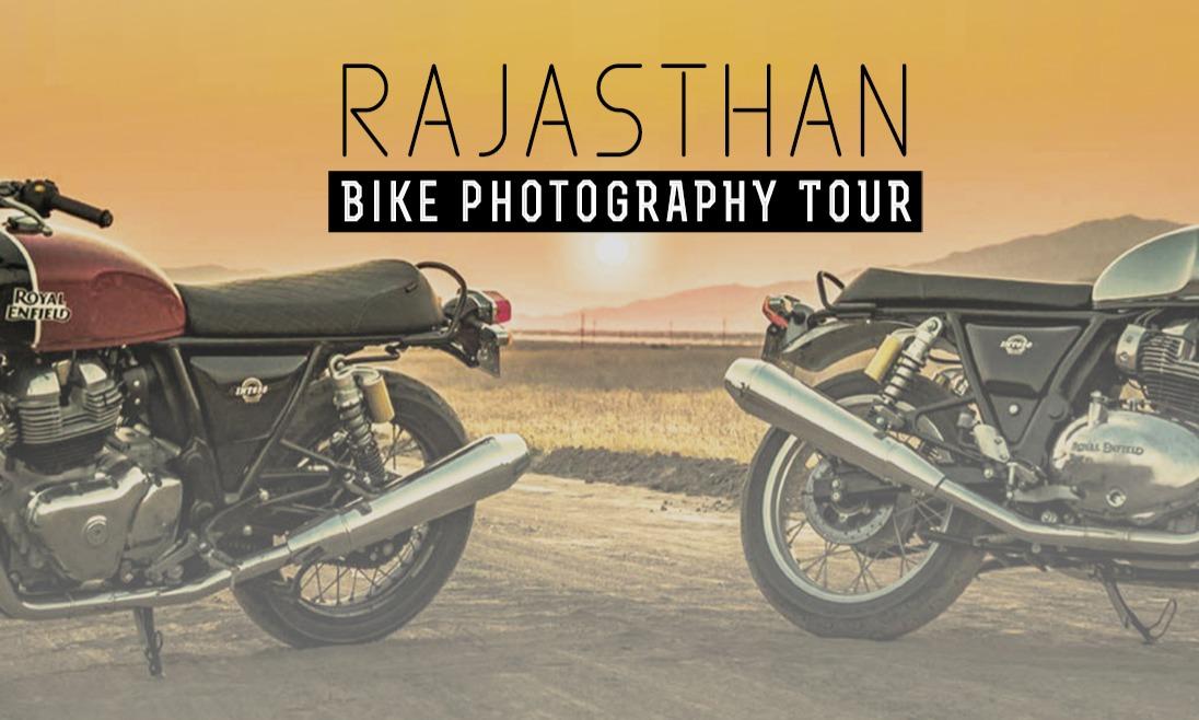 BIKE PHOTOGRAPHY TOUR