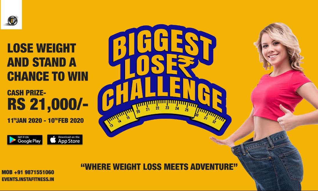 Biggest Loser Contest