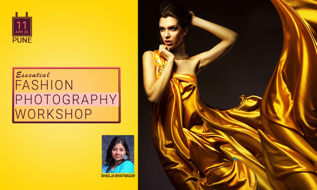 Essential Fashion Photography Workshop - Pune