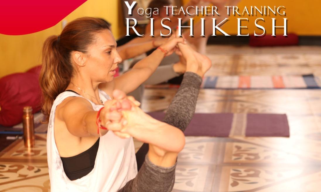 200 Hour Yoga Teacher Training in Rishikesh 2020 -2021
