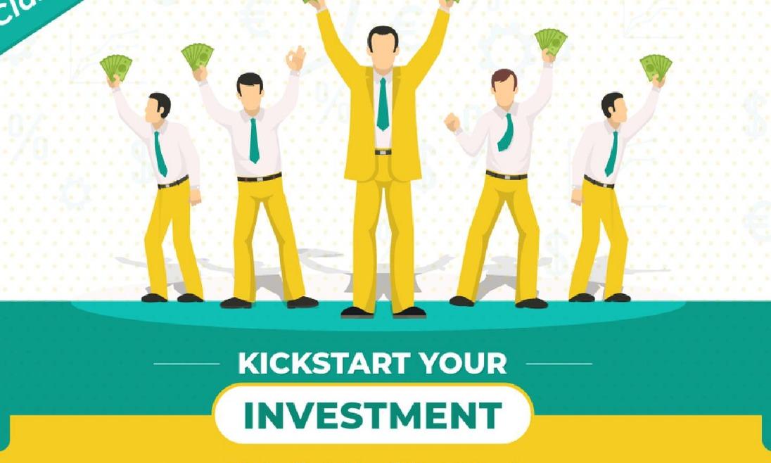Kick Start your Investments - Webinar