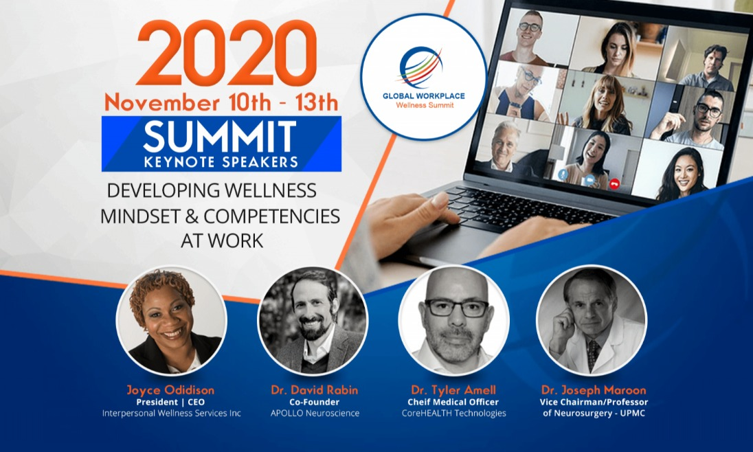 Global workplace wellness summit-2020