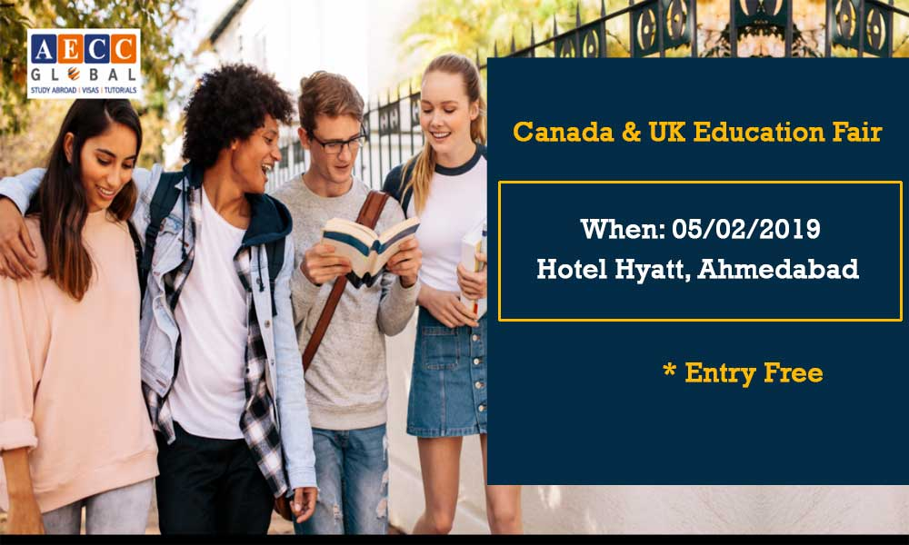 Canada and UK Education Fair