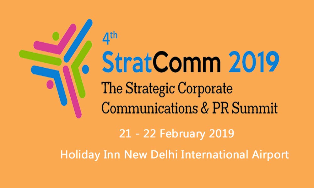4th StratComm Summit 2019