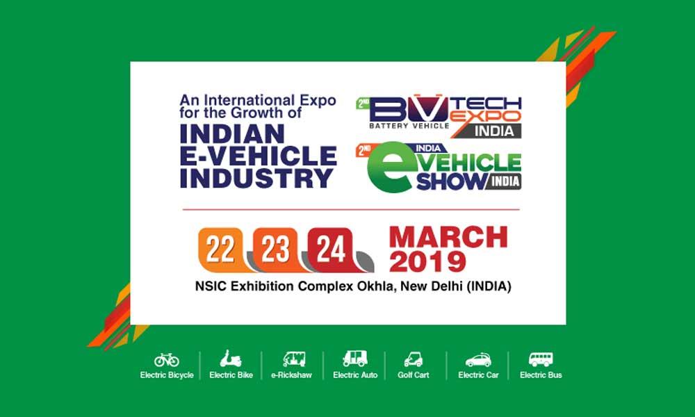India E Vehicle Show and BV Tech Expo India