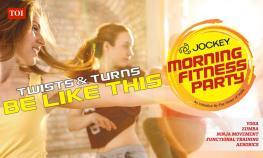 Jockey Morning Fitness Party