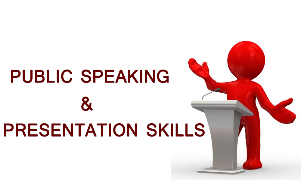 Public Speaking and Presentation Skills Program