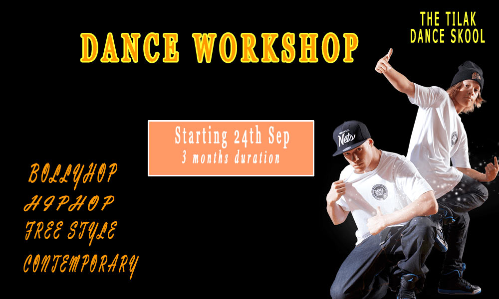 Dance Workshop in Mumbai
