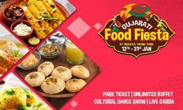 Gujarati Food Fiesta at Imagica