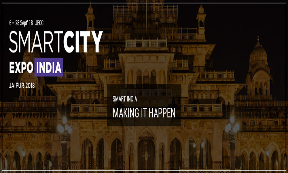 Smart City Expo India 2018