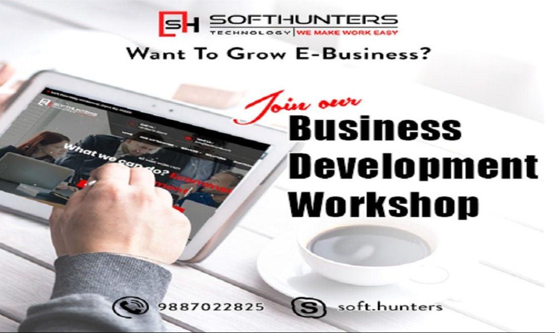 Softhunters Business Development Workshop