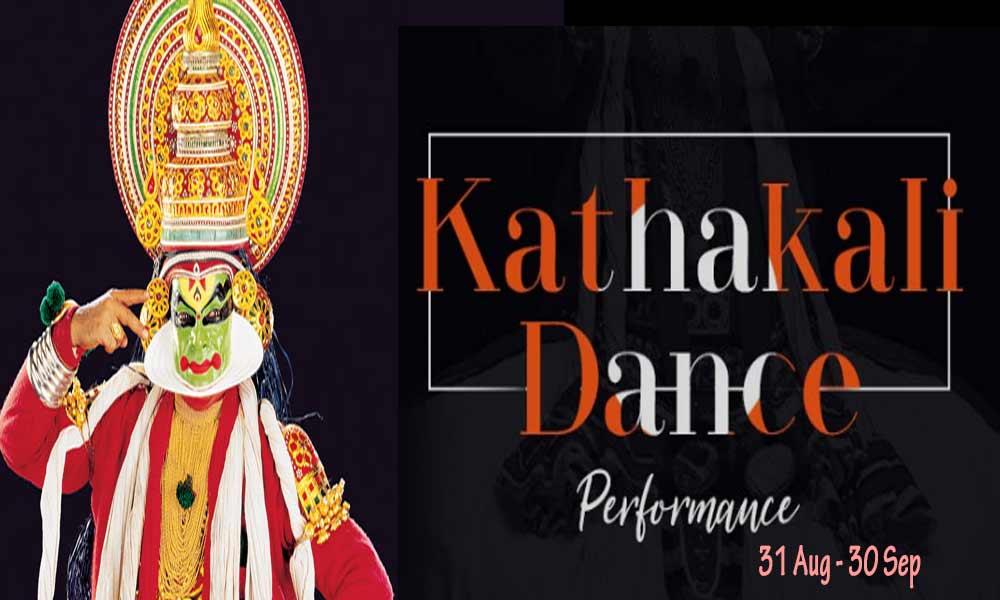 Kathakali Dance Performance at Kerala Kathakali Centre