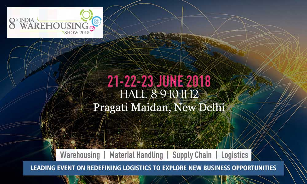 India Warehousing Show 2018-New Delhi|Business Events In