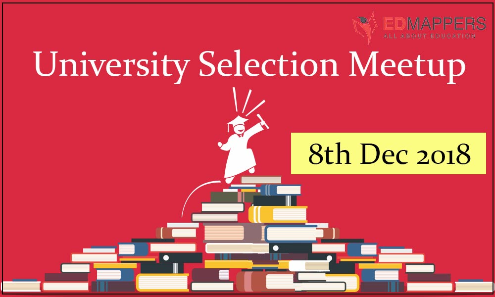 University Selection Meetup