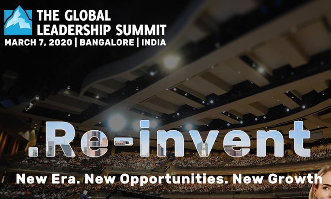 Global Leadership Summit - Bangalore