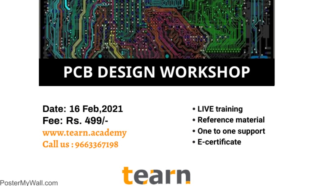 PCB Design Workshop 2021