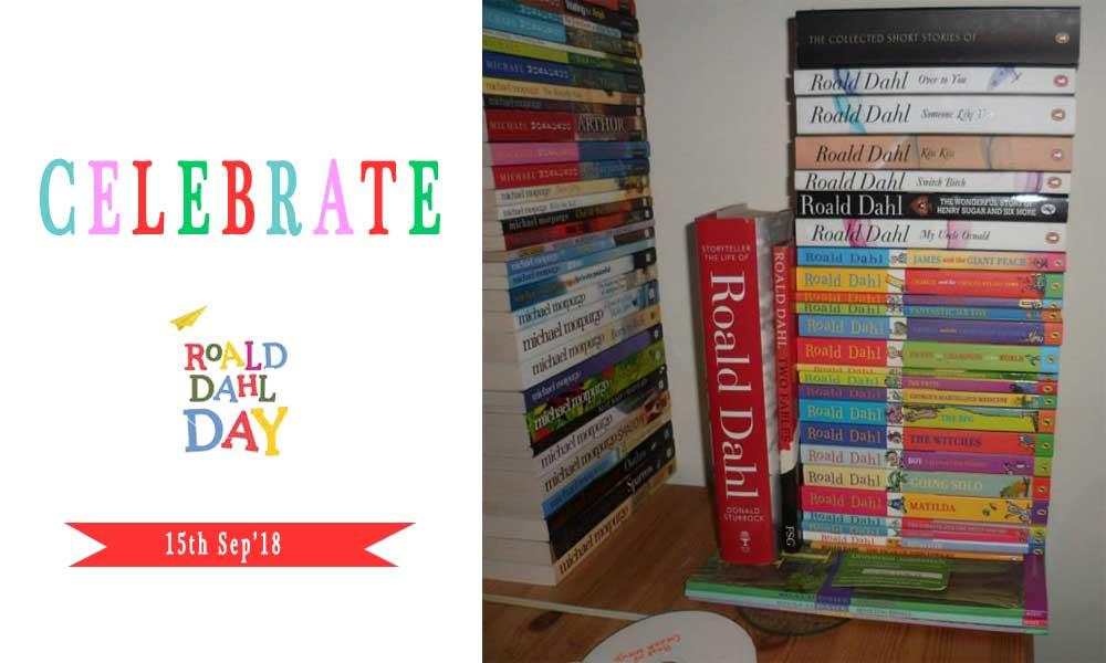 The celebration of Children's Author – Roald Dahl in Chennai