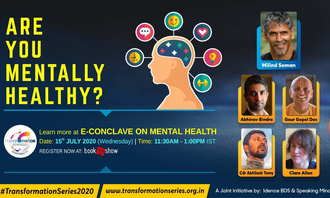 E-Conclave on Mental Health