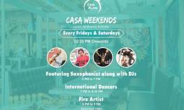 Casa Weekends