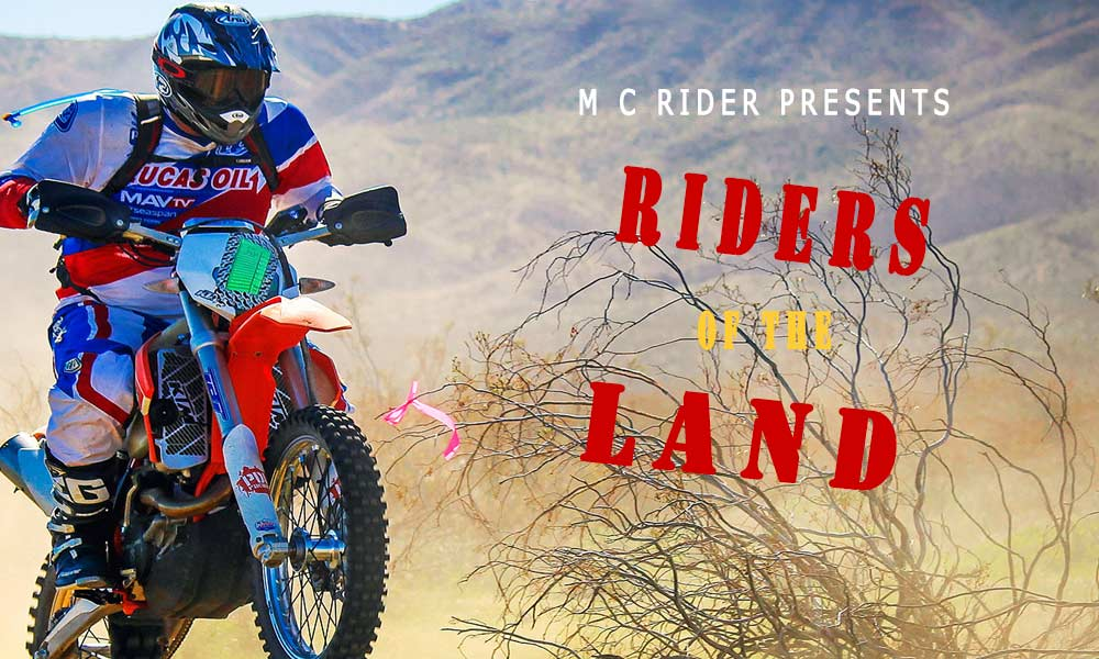 Riders of the Land