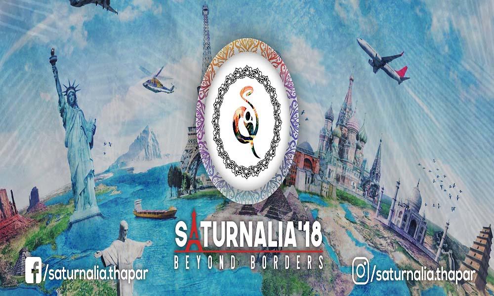 Saturnalia'18 - Techno Cultural Fest