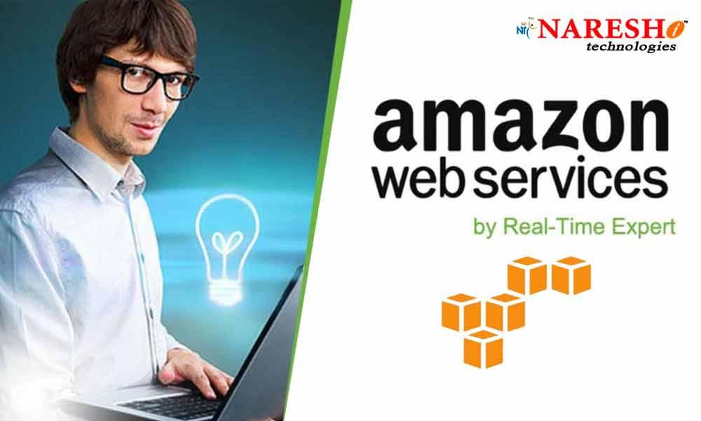 AWS Online Training at NareshIT
