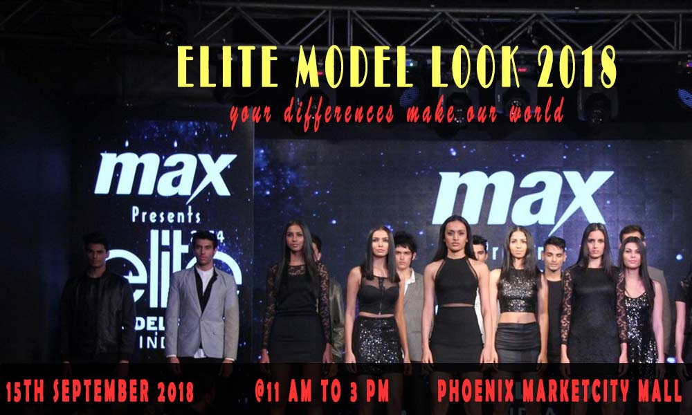 Elite Model Look India 2018