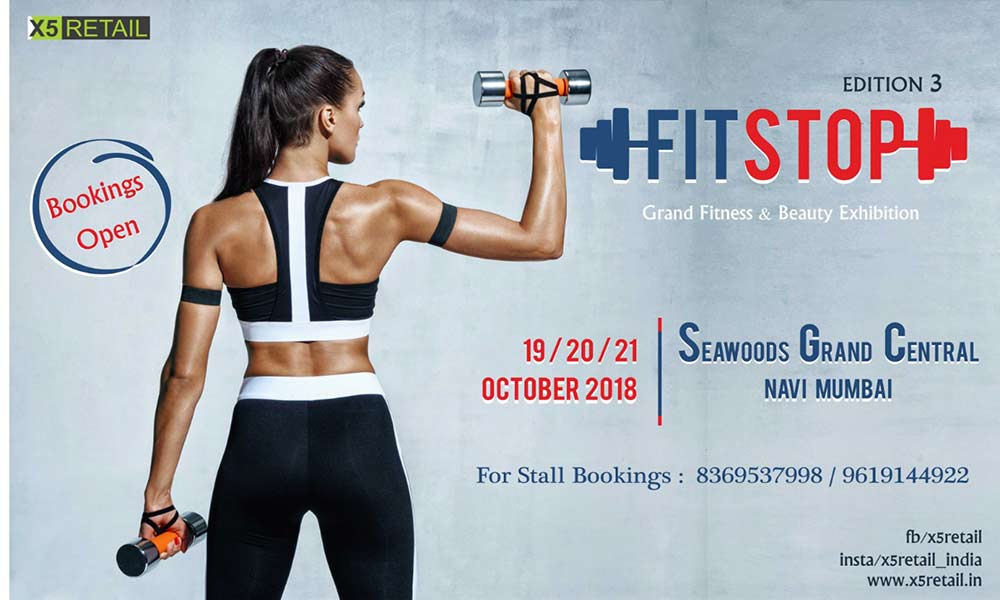 FITSTOP – Health and Fitness Festival