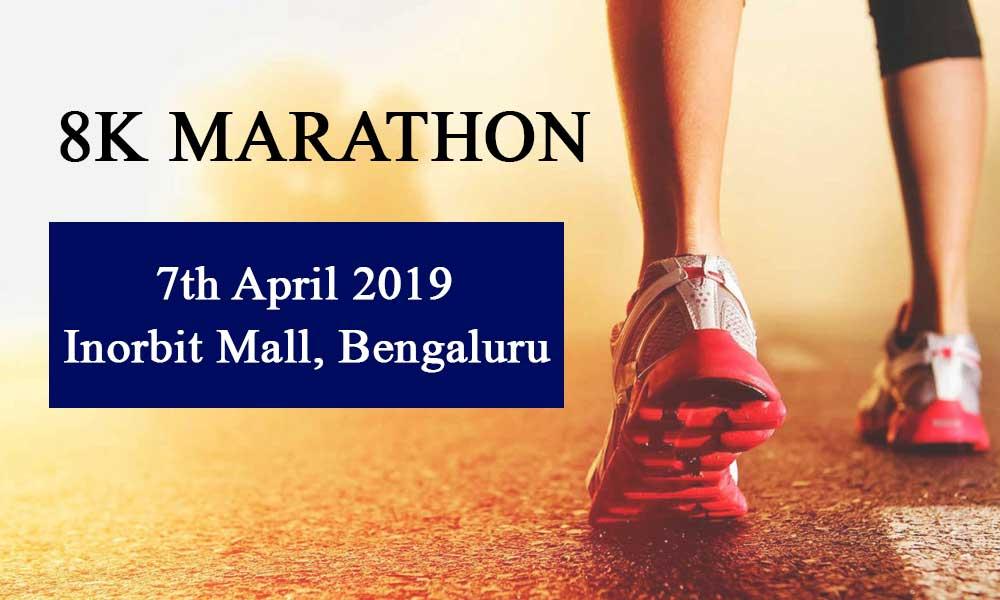 8k Health Marathon