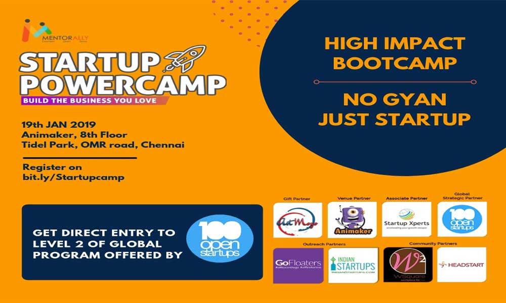 Startup Power Camp